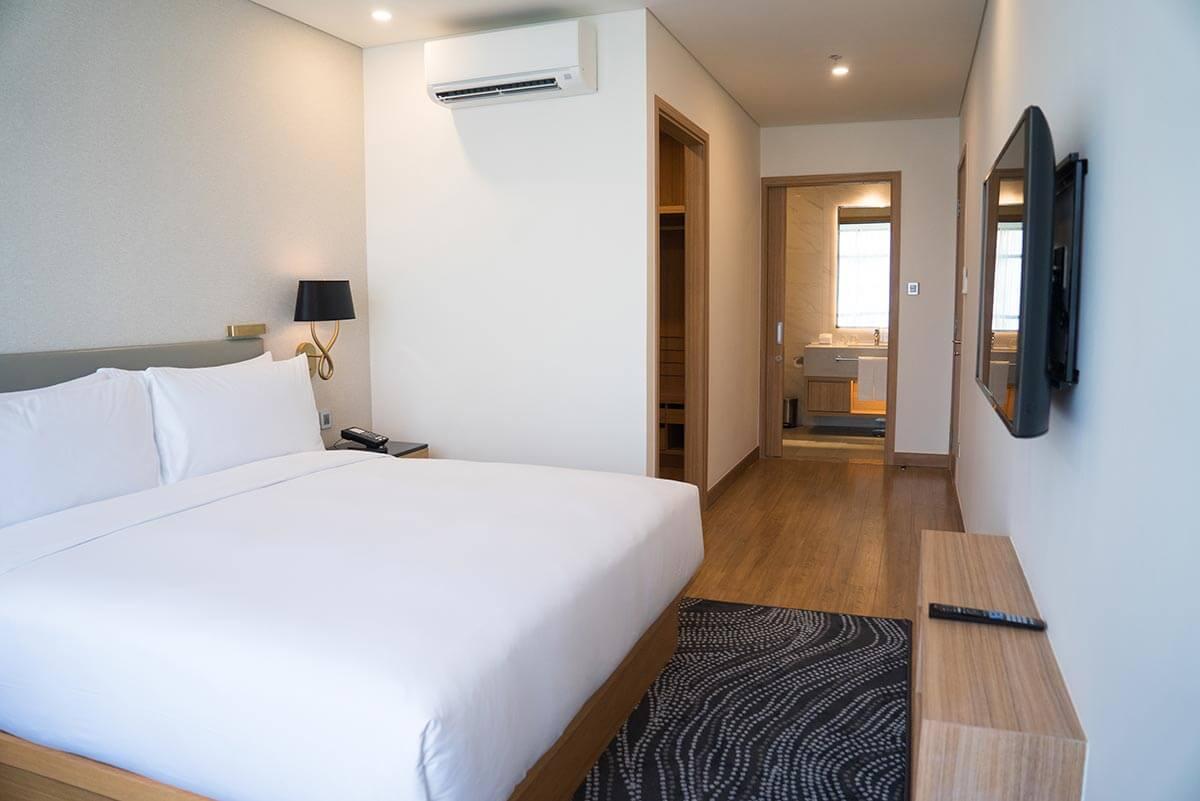 מזגן בחדר במלון חייב ניקוי וחיטוי תקופתי